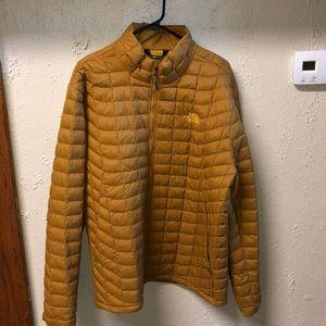 North Face Ribbed Jacket